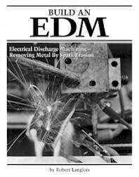thesis on electrical discharge machining Wire-electrical discharge machining (edm) is a non-traditional machining process in which a pulsed voltage difference between a wire electrode and a conductive work.